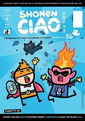 SHONEN CIAO # 4