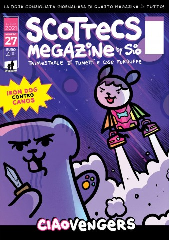 SCOTTECS MEGAZINE # 27