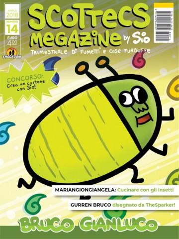 SCOTTECS MEGAZINE # 14